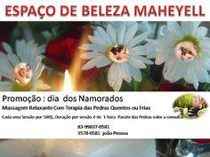 Espaço de Beleza Maheyell: #NAMORADOS