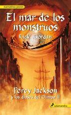 A. 2. Percy Jackson El mar de los monstruos