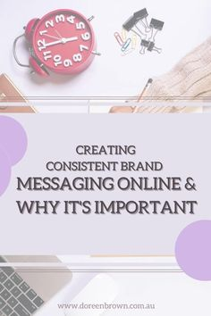 Having a number of different branding messages leaves your business wide open to multiple interpretations of what you do, what you stand for, and doesn't do you any favours in being taken seriously – not just by users but by search engines as well! Making Your Brand | Digital Marketing | Small Business Tips