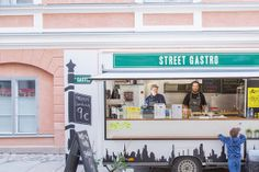Helsinki Street Food Fair of the Century at the Tori Quarters