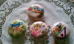 Decoupage, Diy, Baby Toms, Handmade Soaps, Napkins, Bottle, Soaps, Build Your Own, Bricolage