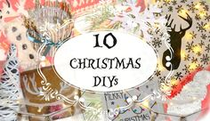 10 Diy Holiday Room Decor Ideas || Make Your Room Cozy  Christmas ornaments including a snowman made from pompom balls and snowflake made from hot glue. I will also show you  a DIY on a twig candle holder, Merry Christmas postcard, a cute little cozy corner,Rudolf the red nosed reindeer, deer fairy light picture on canvas, christmas tree made from yarn, pinecone garland, and finally a snowman picture made from yarn and nails.  #DIY #Christmas #Crafts Adela