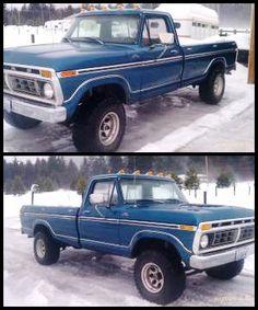 Ford Obs, Future Trucks, Rv Trailers, Ford Trucks, 4x4, Transportation, Classic Cars, Monster Trucks, Tools