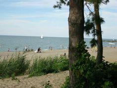 Lake Erie at Geneva, Ohio