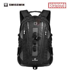 Swisswin Men Travel Backpack SWE9972 32L Outdoor backpack for mountain climbing 15.6 Computer Backpack For Business * Encontrar más información haciendo clic en la VISITA botón