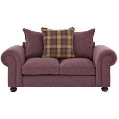 Orkney 2-Seater Fabric Sofa ($440) ❤ liked on Polyvore featuring home, furniture, sofas, two seater couch, upholstery fabric sofa, upholstered furniture, colored furniture and fabric chaise