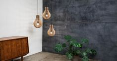 Aura Wooden Pendant Lamp by Massow Design made in United Kingdom (UK) on CROWDYHOUSE