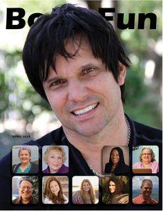 Latest Magazine Fiction, Interview, Told You So, Author, Magazine, Club, News, Books, Libros