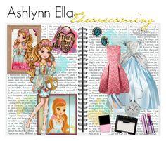 """Ashlynn Ella~Thronecoming"" by disneylover12 ❤ liked on Polyvore"