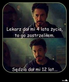 BESTY.pl Funny Images, Funny Pictures, Polish Memes, Weekend Humor, Funny Mems, I Cant Even, Robert Downey Jr, Good Mood, Best Memes