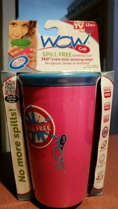 Mama Smith's Review Blog: WOW Cup Lives Up To It's Name!
