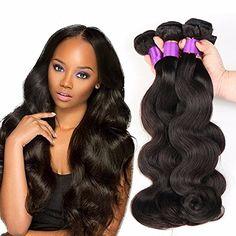 Miss Kiss Brazilian Virgin Hair Body Wave Human Hair Bund... https://www.amazon.com/dp/B01A3U5KE2/ref=cm_sw_r_pi_awdb_x_O7QEyb7VH65NN