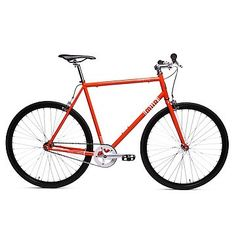 Payette Bicycle #Orange #bike