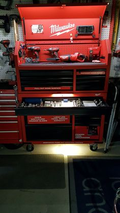 Pin By Charles Marti On Garage Milwaukee Tools Tools