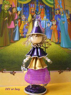 Made by Kriszta Trunkos @diyorbuy  #upcycled #nespresso #coffee #capsules #dolls #DIY #DIY_or_buy #ökoműves #handmade #handcrafted #Hungary #ecofriendly #újrahasznos #ccc