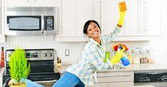Limpiar la cocina da pereza, sobre todo por lo difícil que es quitar la grasa. ¡Seguro que estos trucos te vendrán bien!