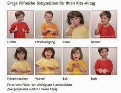 Willkommen in der KiTa! | sprechende-haende.de