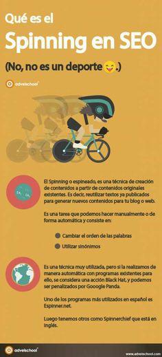 Qué es el spinning en SEO - http://conecta2.cat/que-es-el-spinning-en-seo/ @Conecta2cat