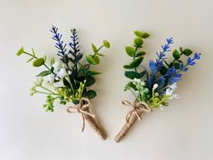 Excited to share the latest addition to my shop: Rustic boutonniere with babies breath, lavender & eucalyptus, silk wedding flower boutonnieres, wildflower boutonniere Lavender Boutonniere, Rustic Boutonniere, Boutonnieres, Diy Wedding Bouquet, Wedding Flowers, Bridal Bouquets, Wildflower Wedding Bouquets, Wild Flower Wedding, Purple Bouquets