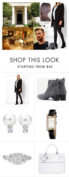 """""""Leaving Sandringham and arriving at Clarence House"""" by pacqueline-ngoya ❤ liked on Polyvore featuring ASOS, Hermès, Vera Wang and GUESS"""