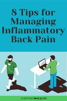 From staying physically active to fall-proofing your home, there's a lot you can do to manage the discomfort of inflammatory back pain and prevent additional injury. Deep Breathing Exercises, Ankylosing Spondylitis, Trying To Sleep, Muscle Training, Good Posture, Old Quotes, Muscle Pain, Medical Prescription, Pain Management