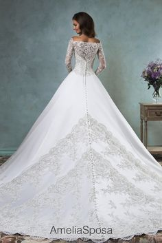 Wedding dress Canty - AmeliaSposa - dream dress can get on website about 1300