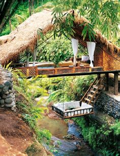 Fabulous Inspirative Jungle Life in Bali, Indonesia.  iWant to go here!!