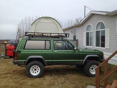 Best Jeep Cherokee Roof Top Tent