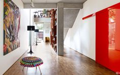 <p>We always been fan of the work of Brazil's award-winning Campana Brothers. Below is their first house ever project for Solange Ricoy and Stefano Zunino's São Paulo home. AD mag had the chance to ha