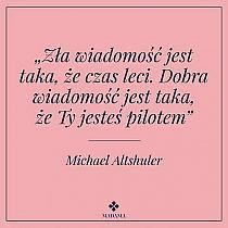motta na Stylowi.pl Happy Quotes, True Quotes, Words Quotes, Wise Words, Positive Quotes, Best Quotes, Funny Quotes, Motivational Words, Inspirational Quotes