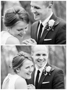 wedding photography. bride and groom. black and white.