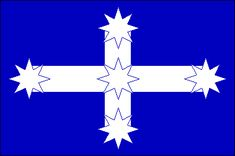 The Eureka Flag- a symbol of rebellion...