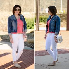 This spring outfit is ontheblog today Get all the detailshellip