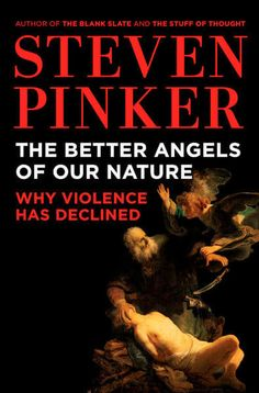Steven Pinker is one of the world's leading authorities on language and the mind. In this book he shows that counter-intuitively, violence has been decreasing throughout human history