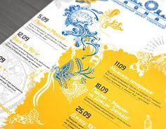 "Check out new work on my @Behance portfolio: ""Menu design for restaurant"" http://on.be.net/1MRL0PR"