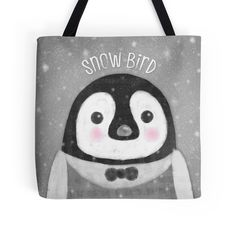 Snow Bird by noondaydesign