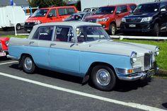 1965 Riley 4 72 Saloon | At Paeroa , NZ .