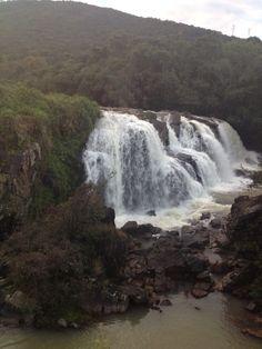 Cachoeira Véu das Noivas em Poços de Caldas, MG