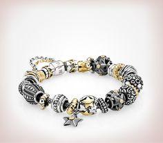 This is my style Pandora bracelet! Too bad it's 2275.00