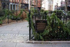 NYC - TriBeCa: Duane Park