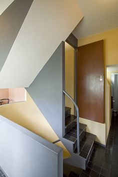 Stuttgart, Weissenhofsiedlung, Casa Doble. Le Corbusier, 1927