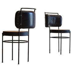 Iaiá Chairs  | From a unique collection of antique and modern chairs at https://www.1stdibs.com/furniture/seating/chairs/