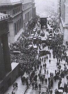 "the Crash of '29 or ""Black Tuesday"" | Black Tuesday: The Stock Market Crash of 1929 - Social Studies 11"