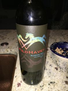Nice red wine