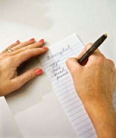 Save time! Stop writing your needs you can see all of it in our lists @ philippinesgifts(dot)net