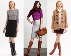 how to wear riding boots to work3 by Creative Fashion, via Flickr