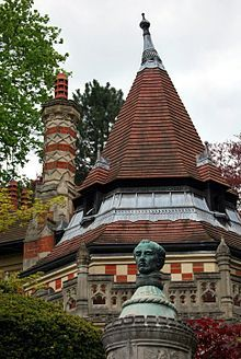 Friar Park: This would be the coolest place on Earth to visit. I would like to tour George's gardens and pay my respects. Also would be nice to chat with Olivia and Dhani over a cup of tea.