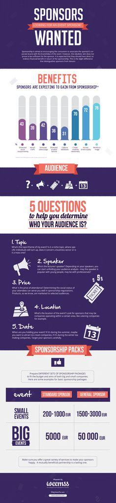 Sponsorship Guide: How To Procure Sponsorships