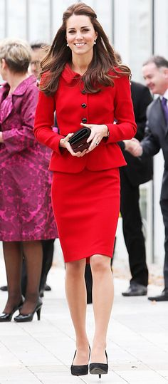 Kate Middleton's Most Memorable Outfits Ever! - April 14, 2014 from #InStyle