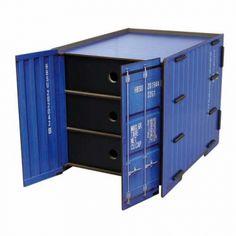 """Werkhaus Shop - Container - Ablage """"3er-Schublade"""" - stapelbar"""